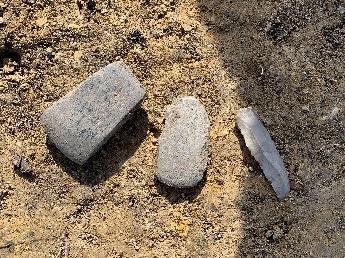 Říjen 2019 Ukončení archeologického průzkumu