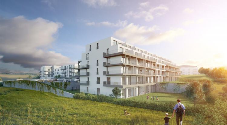 Slovenská VI Group má prvý projekt v Prahe, postaví vyše 200 bytov