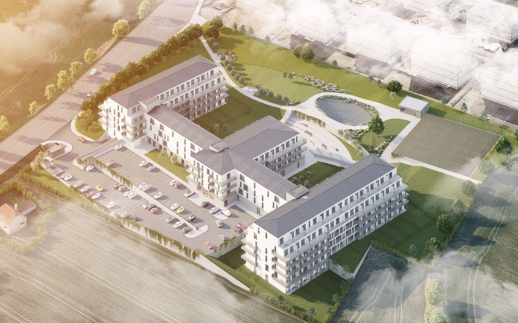VI GROUP přichází na český trh s projektem Velvaria Residence v Horoměřicích